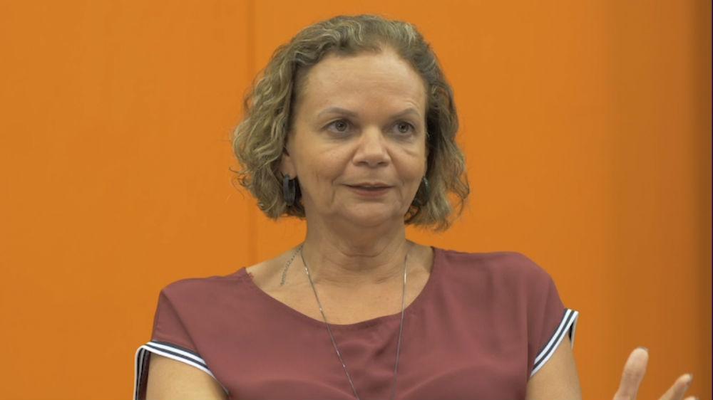 Carol acredita que parte da mudança se deu por causa da percepção de computação como ciência exata